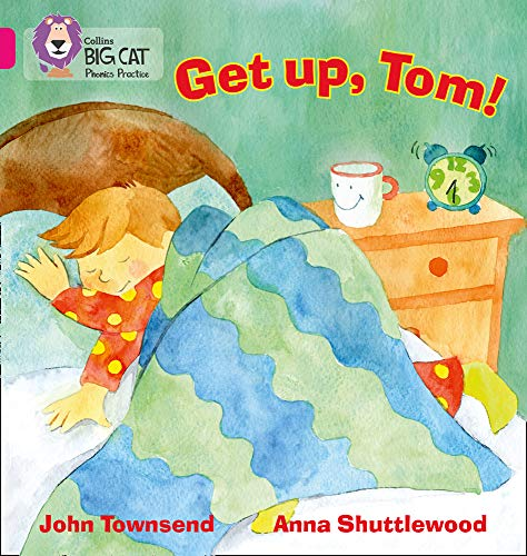 9780007507894: Get Up, Tom! (Collins Big Cat Phonics)