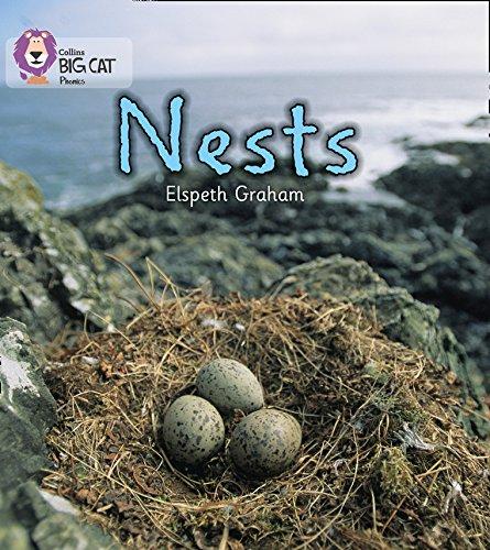 9780007507931: Nests (Collins Big Cat Phonics)