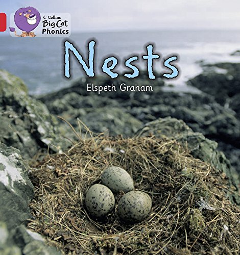 9780007507931: Nests (Collins Big Cat Phonics)