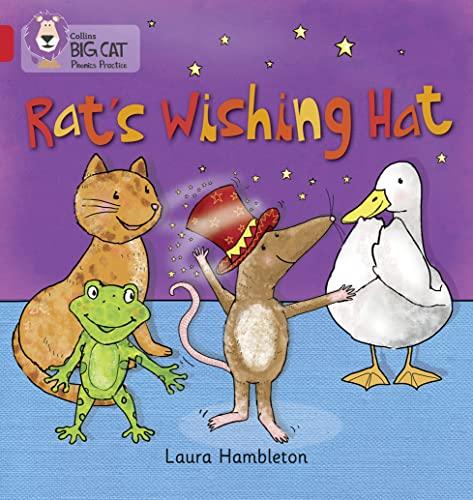 9780007507962: Rat's Wishing Hat (Collins Big Cat Phonics)
