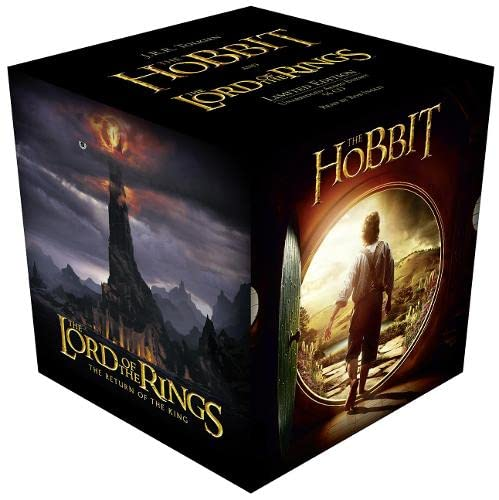 9780007509034: The Hobbit and Lord Of The Rings Complete Gift Set