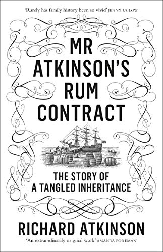 9780007509249: Mr Atkinson's Rum Contract