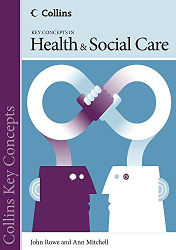 9780007510818: Collins Key Concepts - Health and Social Care