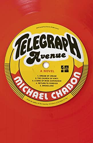 9780007510849: Telegraph Avenue