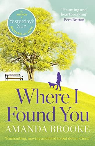 9780007511341: Where I Found You