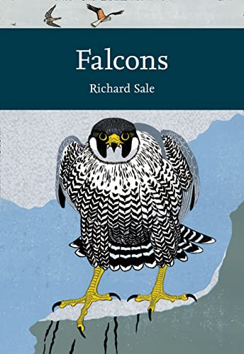 9780007511426: Falcons (Collins New Naturalist Library)