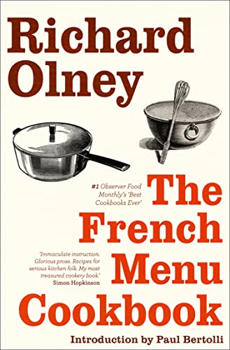 9780007511457: The French Menu Cookbook