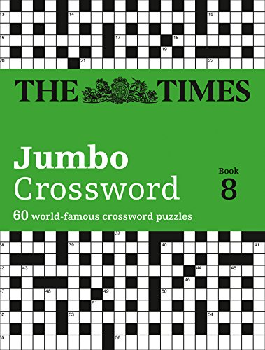 9780007511983: The Times 2 Jumbo Crossword Book 8