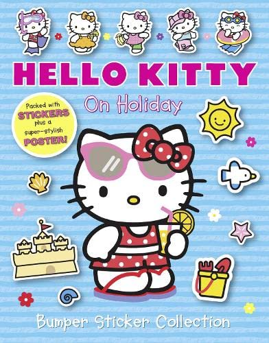 9780007512140: On Holiday Bumper Sticker Collection (Hello Kitty)