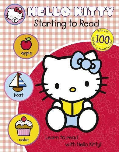 9780007512164: Learn with Hello Kitty: Starting to Read