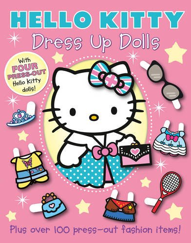 9780007512171: Hello Kitty - Dress Up Dolls