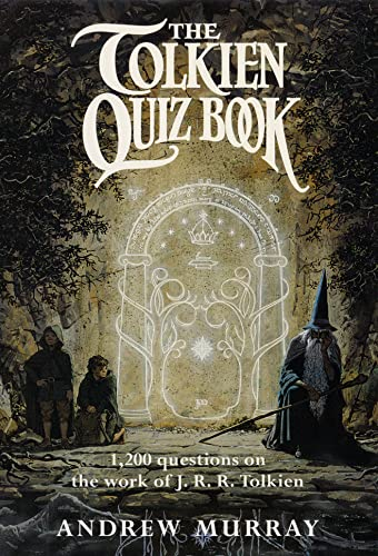 9780007512270: The Tolkien Quiz Book
