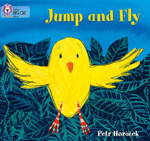 Jump and Fly (Collins Big Cat): Horacek, Petr