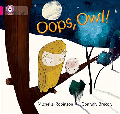 9780007512638: Oops, Owl!: Band 01A/Pink A (Collins Big Cat)