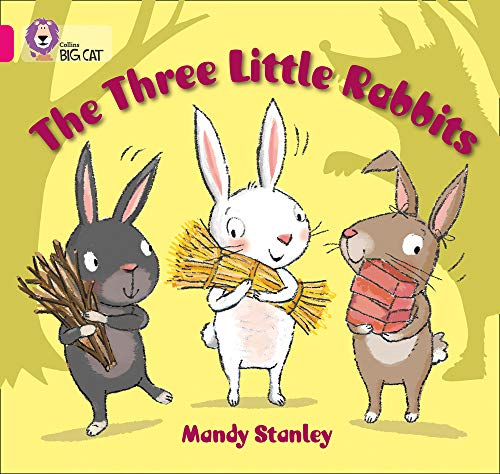 9780007512669: The Three Little Rabbits (Collins Big Cat)
