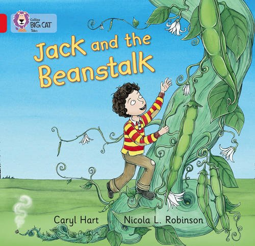9780007512751: Collins Big Cat - Jack and the Beanstalk: Band 02B/Red B