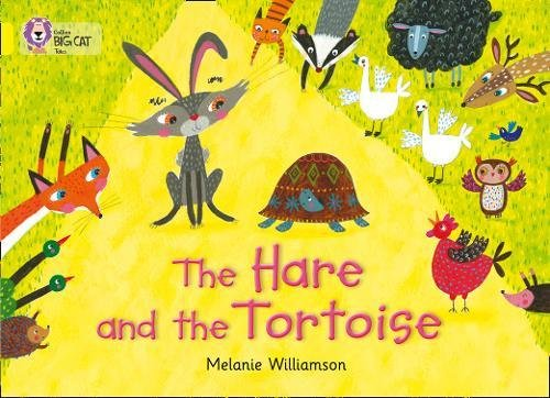 9780007512805: Collins Big Cat - The Hare and the Tortoise: Band 03/Yellow