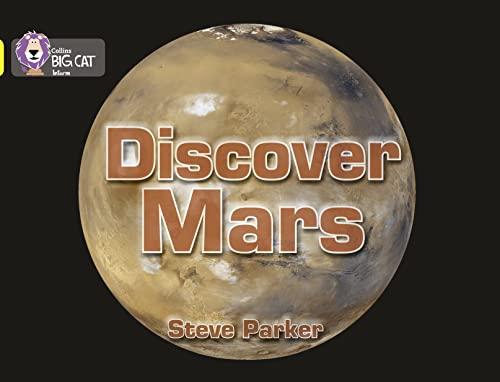 9780007512812: Discover Mars! (Collins Big Cat)