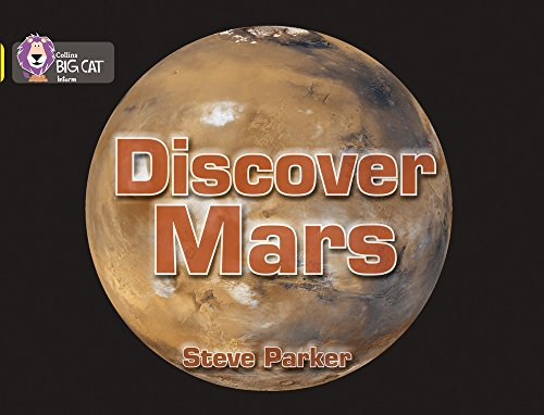9780007512812: Discover Mars! (Collins Big Cat)