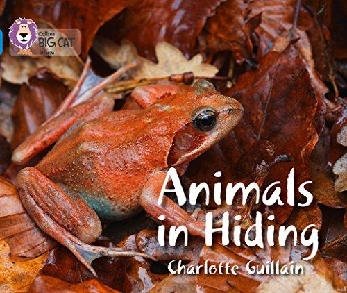 9780007512850: Animals in Hiding (Collins Big Cat)