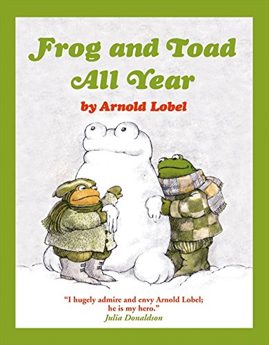 9780007512911: Frog and Toad All Year (Essential Picture Book Classic)