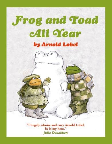 9780007512911: Frog and Toad All Year