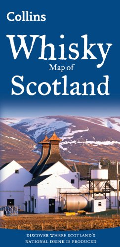 9780007513307: Whisky Map of Scotland (Collins Pictorial Maps)