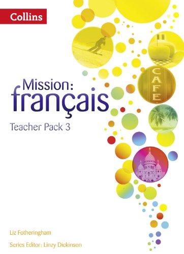 9780007513338: Mission: Fran�ais � Teacher Pack 3 (Mission: Francais)