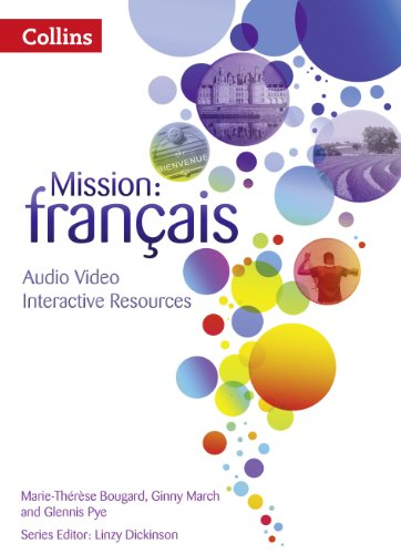 9780007513352: Mission: français – Interactive Book, Audio, Video and Assessment 2: Powered by Collins Connect, 3 year licence (Mission: Francais)