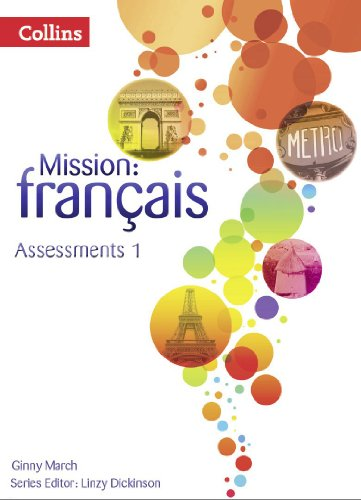9780007513376: Mission: Francais - Pupil Book 1