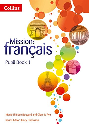 9780007513413: Pupil Book 1 (Mission: fran+ºais)