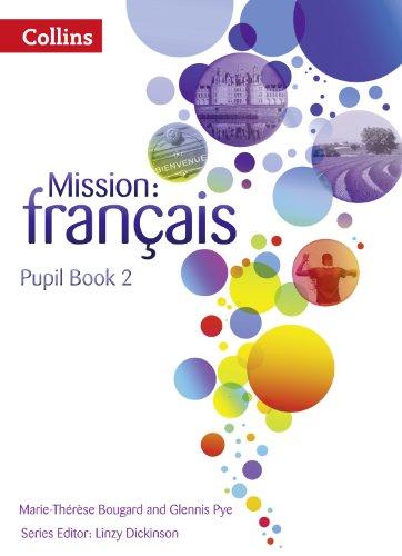 9780007513420: Mission: fran�ais - Pupil Book 2 (Mission: Francais)