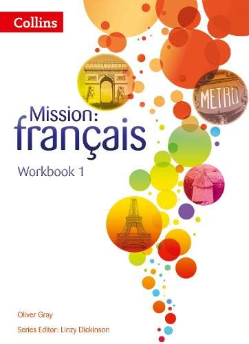 9780007513444: Mission: fran�ais - Workbook 1 (Mission: Francais)