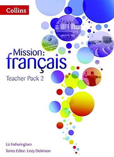 9780007513482: Mission: français – Teacher Pack 2 (Mission: francais)