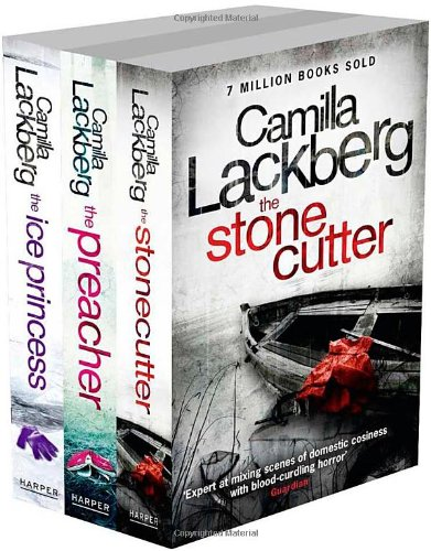9780007513680: Camilla Lackberg 3-Book Set: Patrick Hedstrom and Erica Falck Series Books 1, 2 and 3