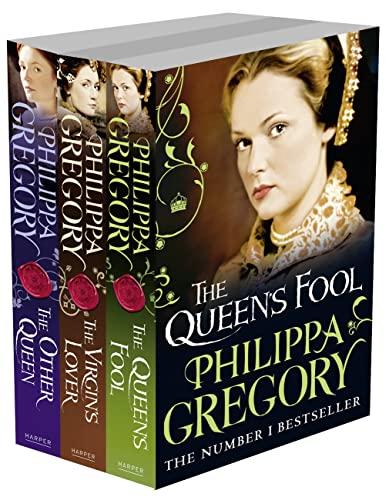 9780007513697: Philippa Gregory 3 Book Se Pb
