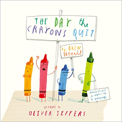 9780007513758: The Day The Crayons Quit