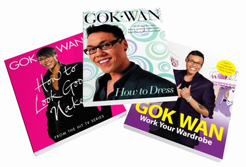 9780007513796: Gok Wan's How to Look Good 3 book pack