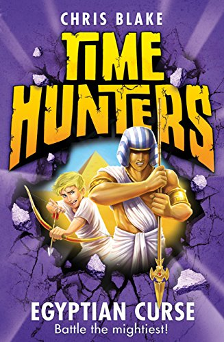 9780007514083: Egyptian Curse (Time Hunters, Book 6)