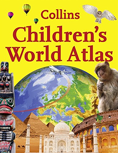 9780007514267: Collins Children's World Atlas