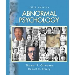 9780007514557: Abnormal Psychology- Text Only