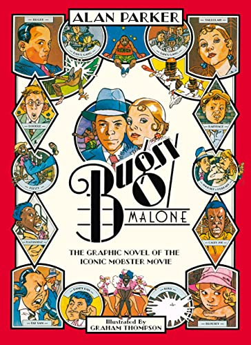 9780007514847: Bugsy Malone - Graphic Novel