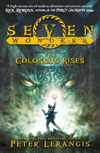 9780007515035: The Colossus Rises (Seven Wonders, Book 1)