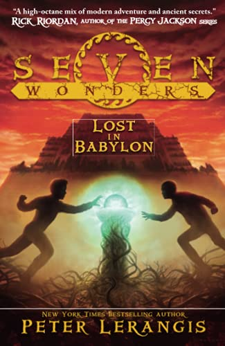 9780007515059: Lost in Babylon (Seven Wonders)