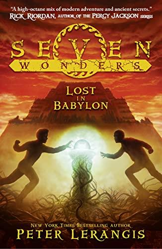 9780007515059: Lost in Babylon (Seven Wonders)