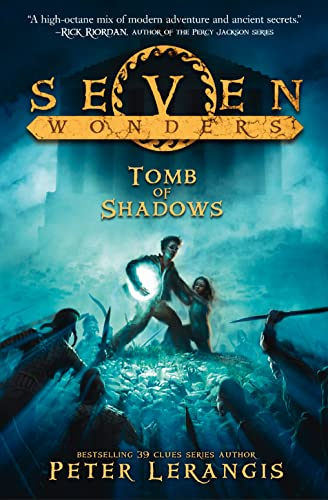 9780007515073: The Tomb of Shadows (Seven Wonders, Book 3)