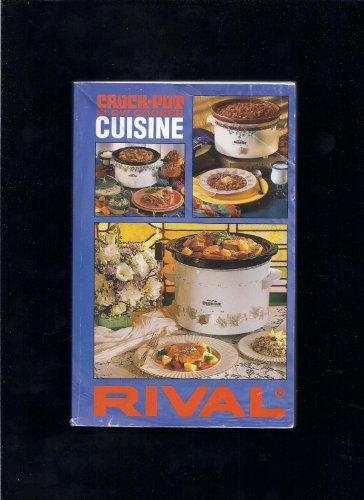 9780007515196: Rival Crock-Pot Slow Cooker Cuisine Cook Book