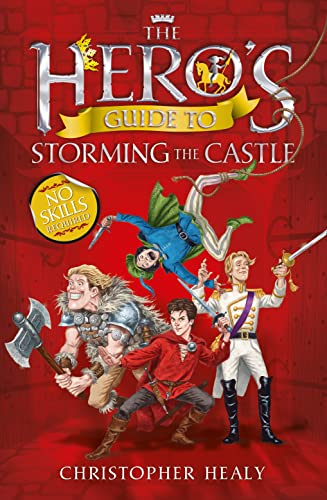 9780007515622: The Hero's Guide to Storming the Castle (Heros Guide 2)