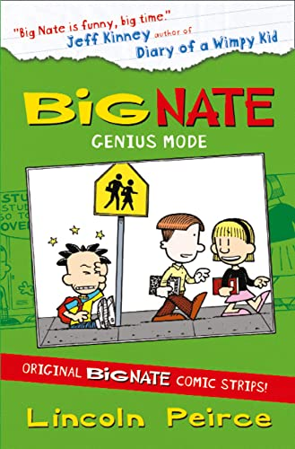 9780007515646: Big Nate Compilation 3: Genius Mode