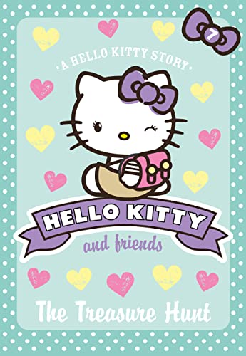 9780007515707: The Treasure Hunt (Hello Kitty and Friends)